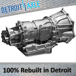 Rebuilt Transmission 6r60 6-speed Automatic For 2006 2007 2008 Ford Explorer 4wd