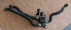 ⭐ 2017 - 2019 Alfa Romeo Stelvio 2.0l Engine Water Heater Valve Unit W/ Pipe Oem
