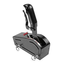 Bandm Automatic Gated Shifter Magnum Grip Stealth Pro Stick 2 3 And 4 Speed Trans