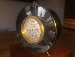 Antique Aviation Wind Meter Rare Ww1 Curtiss Wrights