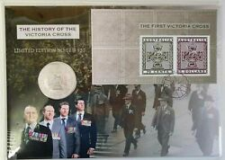 Pnc 2015 History Of The Victoria Cross Limited Edition-very Rare Only 150 Issued