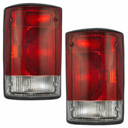 Coachmen Catalina 2000 Right Left Taillights Tail Light Lamp Gasket Pair Rv