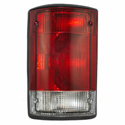 Rexhall Vision 2000 2001 Left Driver Taillight Tail Light Lamp Gasket Rv