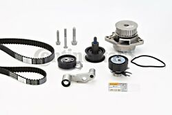 Contitech Timing Belt + Pulley Water Pump Kit For Skoda Fabia I 1.4l V8 L4