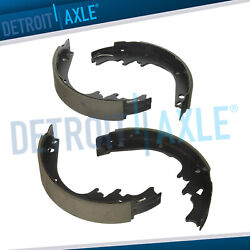 Rear Ceramic Brake Shoes For Buick Cadillac Chevy Dodge Jeep Olds Pontiac Cars