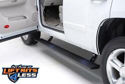 Amp Research 76333-01a Black Powerstep Running Boards For 2018 Ford Expedition