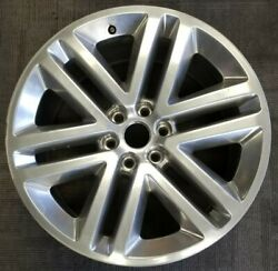22 Ford Expedition Factory Oem Alloy Polish Wheel Rim 2015-2017 22x9 1/2