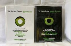 Beatles Solo And The Beatles On Apple Records 2 Vols. Spizer Signed Slipcased