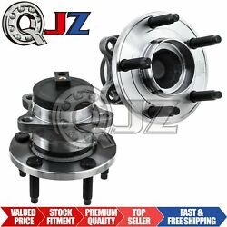 [rearqty.2 Wheel Hub Assembly Replacement For Ford 2009-2010 Edge Fwd-model