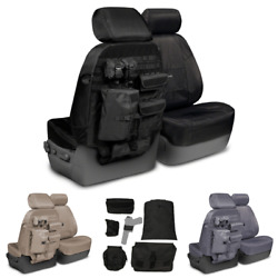 Coverking Tactical Ballistic Molle Custom Fit Seat Covers For Hummer H2