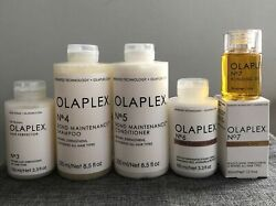 Same Day Ship Olaplex 3 4 5 6 And 7- Full Size Sealed Authentic