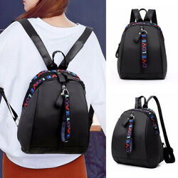 Women Waterproof Anti-Theft Backpack Rucksack Satchel Travel School Shoulder Bag