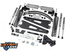 Zone Offroad F52n 6 Radius Arm Suspension Lift Kit For 17-19 Ford F250 Sd 4wd