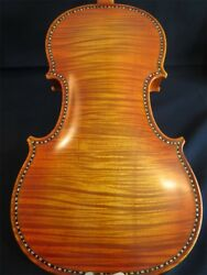Strad Style Song Maestro Inlay Shell Violin 4/4 Of Profession Concert 12510
