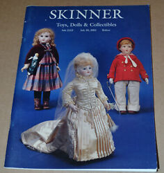 Skinner Toys Dolls And Collectibles Andndash Bru Steiff Ives