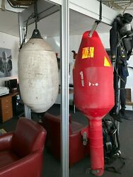 Channel Markers Anchor Ball And Fender