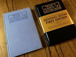The Science Of Getting Rich Original Retro First Edition - 40 X Copies