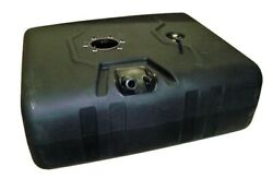 Titan After Axle 55 Gallon Upgraded Fuel Tank For 99-10 Ford Ecoonoline Cutaway