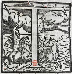 1611 King James Bible Leaf - The Hippocampus Myth 1 - Matthew 1 - And039sheand039 Bible