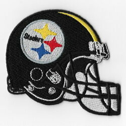 Pittsburgh Steelers G Iron On Patch Embroidered Football Patches
