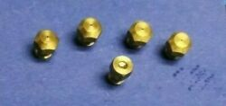 Natural Gas Ng Weber Genesis E/s-320 Knobs On Front Conversion Orifices Kit