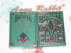 1 Deck Of Bicycle Goat Deco Playing Card-s102386-走1-3