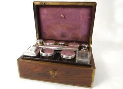 Necessary Trip Beauty Sewing Aucoc Silver Vieillard Mahogany Brass 19andegrave