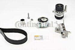 Contitech Timing Belt + Pulley Water Pump Kit For Ford Galaxy 1.9l V8 L4
