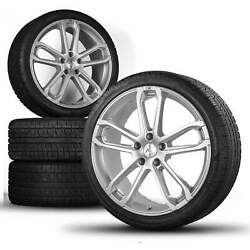 ABT CR 22 inch alloy rim summer tires for Audi Q7 4L Touareg 7P Cayenne