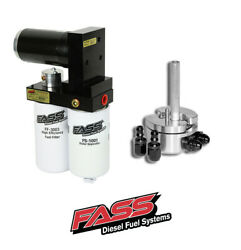 Fass 165 Gph Fuel Lift Pump And Sump For 2008-2010 Ford Powerstroke 6.4l Diesel