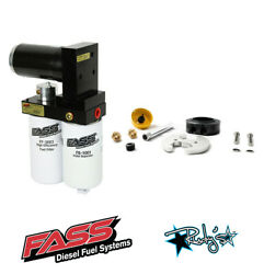 Fass 165 Gph Fuel Lift Pump And Sump For 2011-2016 Ford Powerstroke 6.7l Diesel