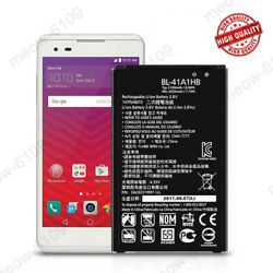 New BL 41A1HB Tribute HD Boost Mobile LS676 X Style L56VL TracFone Battery $10.99