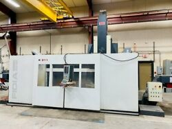 USED FIDIA #211 Full 5-Axis High Speed Machining Center with XP Operating System