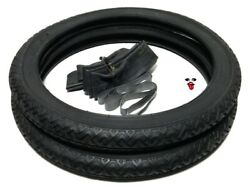 Batavus Hs50 16 Inch Tire Pack - Tires Tubes And Rim Strips