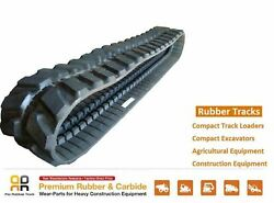 Rubber Track 450x81x76 Made For New Holland E 80 Mini Excavator