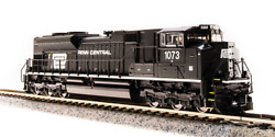 Broadway Limited 3465 N Sd70ace Ns 1073 Penn Cntrl Heritage Paragon3 Sound/dcc