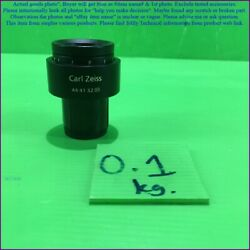 Carl Zeiss 44413201 Pi10x/18, An Eyepiece As Photo, Snset A, Dφm