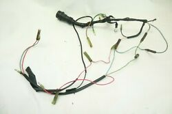 Yamaha Engine Wiring Wire Harness 60 70hp Outboard C60 C70 Motor 6h2-82590-60-00
