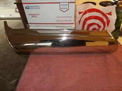 1964 Chrysler New Yorker Left Lower Molding Behind Rear Wheel, Used Parts