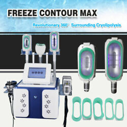 Pro Fat Lowering Cold Vacuum Cooling Cellulite Removal Machine Spa Fat Burner