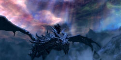 The Dragonborn Comes - Canvas Or Print Wall Art