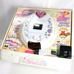 Rare Tamagotchi P's Station Autumn version Bnadai Virtual Pet EMS