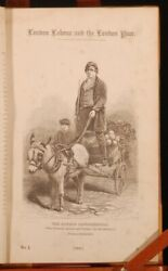 1864 2vols London Labour And The London Poor Henry Mayhew