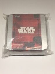 Disney Star Wars The Force Awakens Limited Edition Of 1000 Trading Pin Tin And Pin