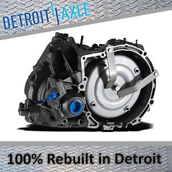 Rebuilt Transmission 6t45 6-speed Automatic For 2018 Chevy Equinox 1.5l Awd