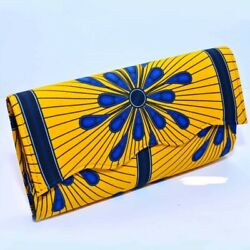 Ankara African print dresses shoes clutch vintage style fashion high quality $27.99