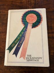 The Jackadandy Heritage rare Bull Terrier book excellent condition
