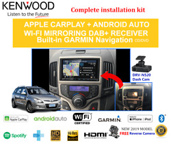 Kenwood Dnx9190dabs For Hyundai I30 Fd 2007 To 2012 - Stereo Upgrade