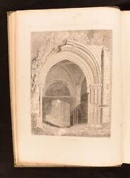 1822 2vol Architectural Antiquities Of Normandy John Sell Cotman Dawson Turner