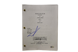 George Lucas Signed Indiana Jones Raiders Of The Lost Ark Autograph Beckett B